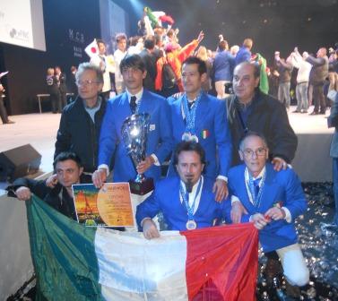 Gerlando Lumia campione del mondo!