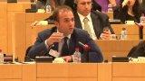 VIDEO – Problema amianto: intervento del cattolicese Maurizio Miliziano al Parlamento Europeo