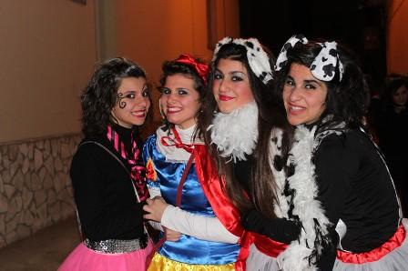 Carnevale 2012, ecco le prime foto