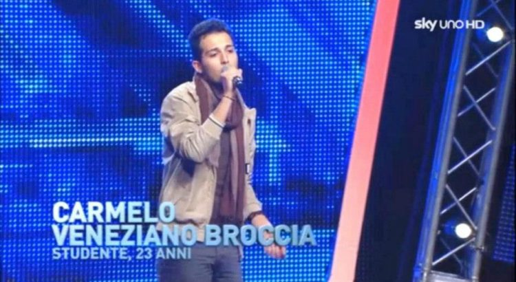 VIDEO. X Factor: Carmelo Veneziano Broccia, protagonista indiscusso