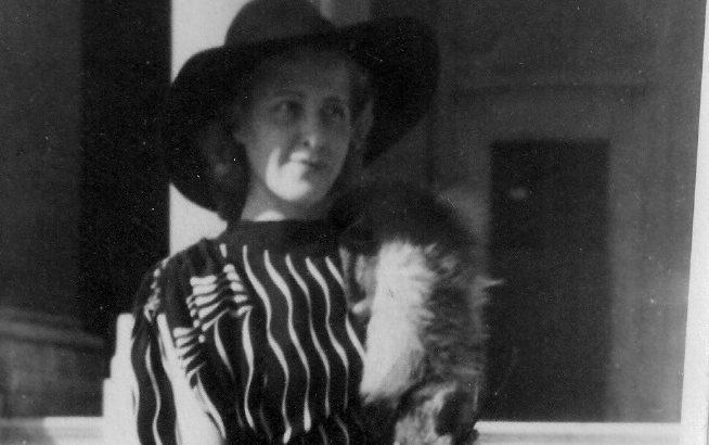 Una pagina della nostra storia: la signorina Bianca Tesseri
