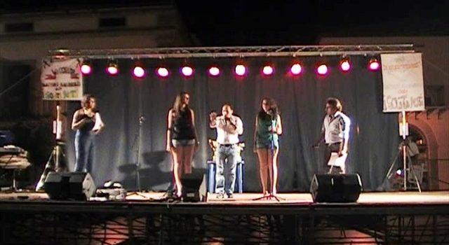 CORRIDA. Saro Garufo show