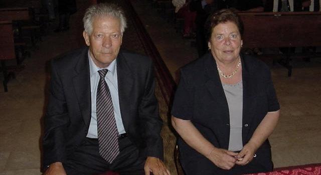 60 anni di vita insieme. Auguri ad Angela e Rosario Oliveri