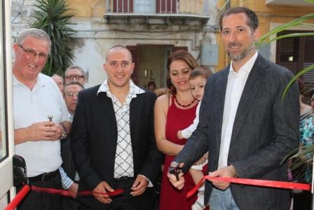 """VIDEO. Cattolica, inaugurata la pizzeria """"Da Nino"""""""