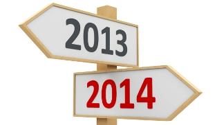 All'anno nuovo…