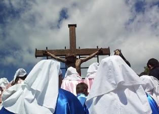 """VIDEO. Cattolica Eraclea """"La mattina del Venerdi Santo"""""""