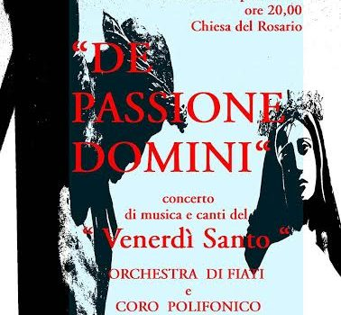"""De Passione Domini"" , il video del concerto"