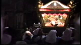 VIDEO. Venerdì Santo del 1988