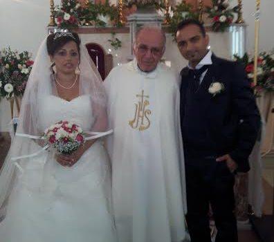 SPOSI. Auguri a Valentina e Tonino Lauricella