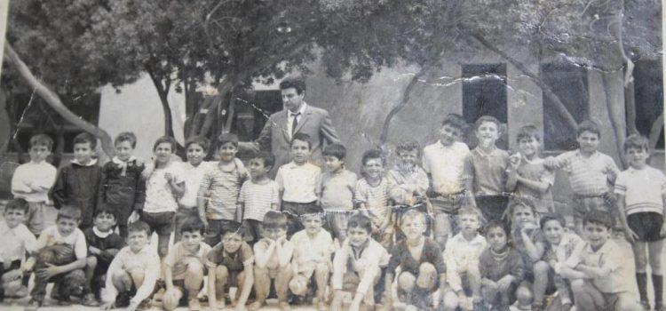 FOTO STORY. La mia terza elementare negli anni 70