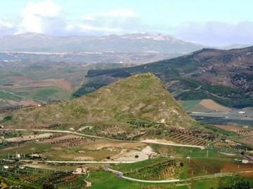 Cattolica Eraclea: Collerotondo sito archeologico di Ancyra