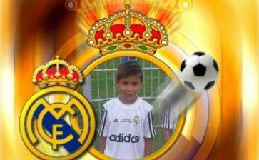 CATTOLICESI. Il piccolo Enzo Ferraro nel vivaio del Real Madrid