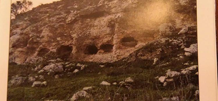 DA VISITARE. La necropoli di contrada San Giorgio con le sue tombe ad alveare