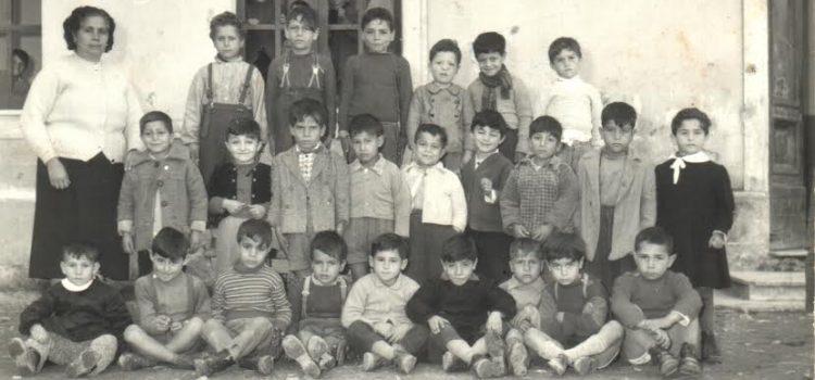FOTO STORY. 1° elementare anno scolastico 1958/59
