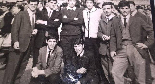 FOTO STORY. Gruppo di amici cattolicesi in visita ad Agrigento. ANNI 60