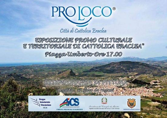 Esposizione promo culturale & territoriale di Cattolica Eraclea della Pro Loco