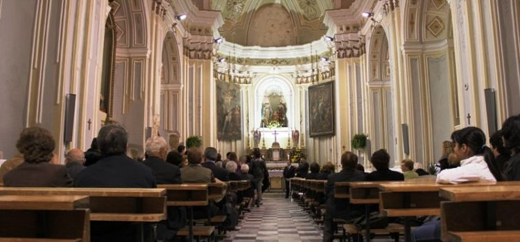 """La chiesa del Collegio di Maria o """"Badia"""""""