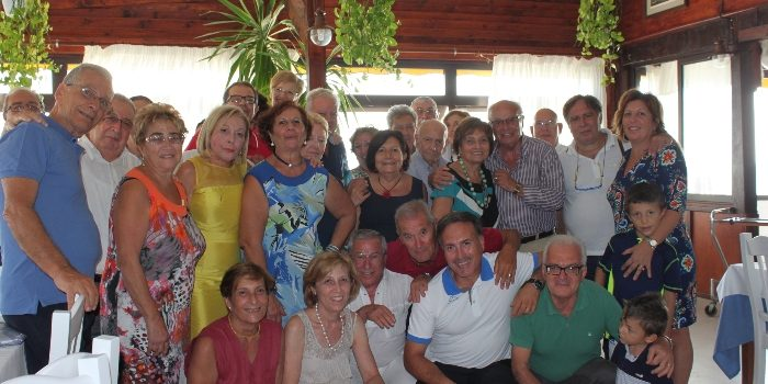 Paese mio…Reunion tra amici cattolicesi a Eraclea Minoa