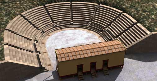 Il Teatro Greco di Eraclea Minoa