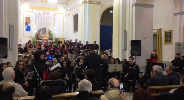 VIDEO. Il Concerto di Natale dell'associazione Scarlatti