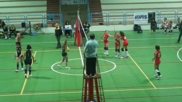 VIDEO. Sconfitta casalinga per l'Eraclea Volley