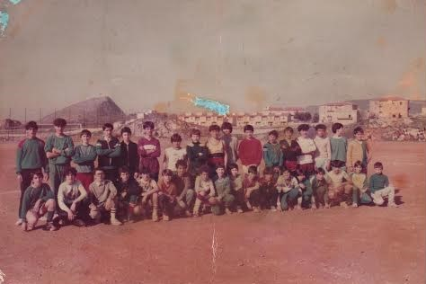 FOTO STORY. Corsa campestre al campo sportivo (gennaio 1984)
