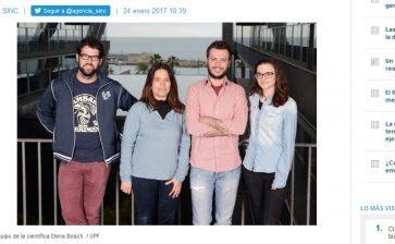 Un biologo cattolicese in Spagna in un gruppo di ricerca al centro di un importante studio sulle malattie complesse