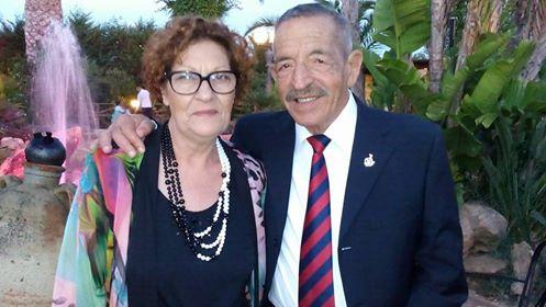 Auguri ad Angela e Stefano Patti, festeggiano 50 anni di matrimonio