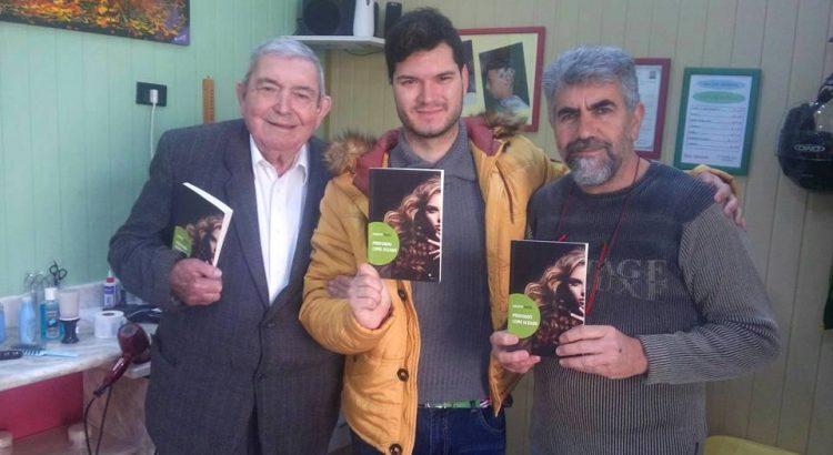 """Si presenta il libro """"Profondo come Oceano"""", primo romanzo del giovane autore cattolicese Giuseppe Triassi"""