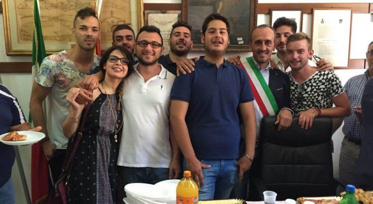 VIDEO. Proclamazione ufficiale del neo sindaco Santo Borsellino e del passaggio di consegne con il sindaco Nicolò Termine