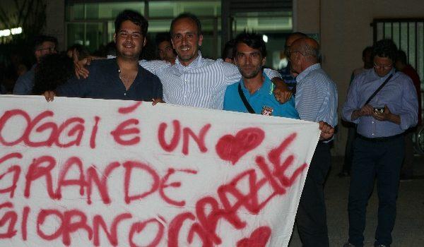 #cattolicaeraclea2017. RISULTATI CANDIDATI SINDACO