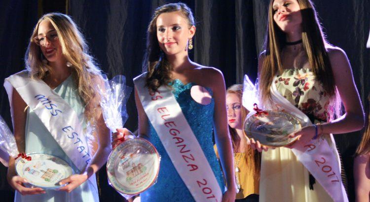 FOTO. Anche la seconda edizione di Miss Estate riscuote un grande successo. Marzia Mangione eletta la più bella