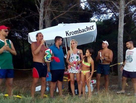 ERACLEA MINOA. Grande successo per la prima edizione del torneo beach volley