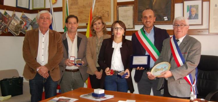 Cattolica Eraclea: Incontro autorità locali e francesi per gemellaggio scolastico