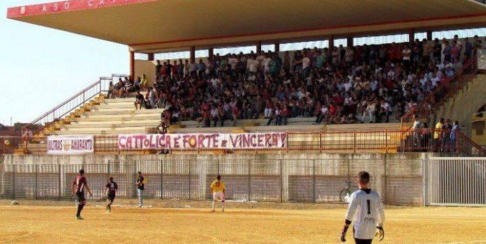 Ultimati i lavori di adeguamento dello stadio comunale per la squadra di terza categoria