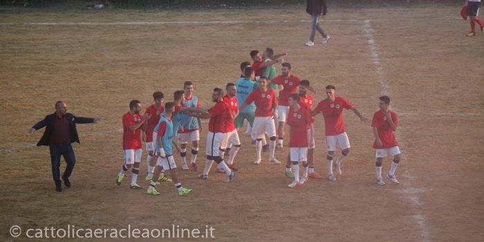FOTOGALLERY. Eraclea Minoa Calcio – Virtus Bivona