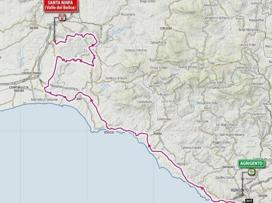 Il Giro d'Italia 2018 torna in Sicilia con tre tappe, una toccherà la nostra zona