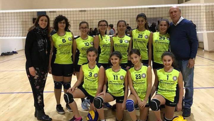 PALLAVOLO. La squadra Under 14 dell'Eraclea Volley si è imposta sul San Biagio Platani per 3-0