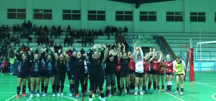 PALLAVOLO. Il Ribera Team Volley vince il triangolare amichevole di volley in occasione della giornata contro la violenza sulle donne