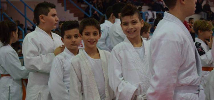 Primo giorno Coppa Italia Ju Jitsu, podio per tre giovanissimi cattolicesi