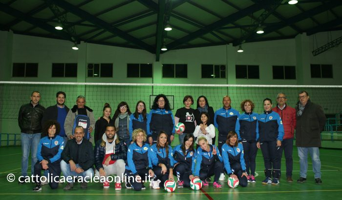 VIDEO E FOTO| Pallavolo, presentata l'Asd Training and Relax New Volley