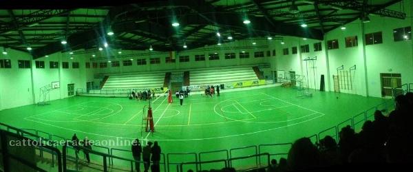 FOTO. Coppa Italia Ju Jitsu, ecco il palazzetto dello sport dove si svolgeranno le gare