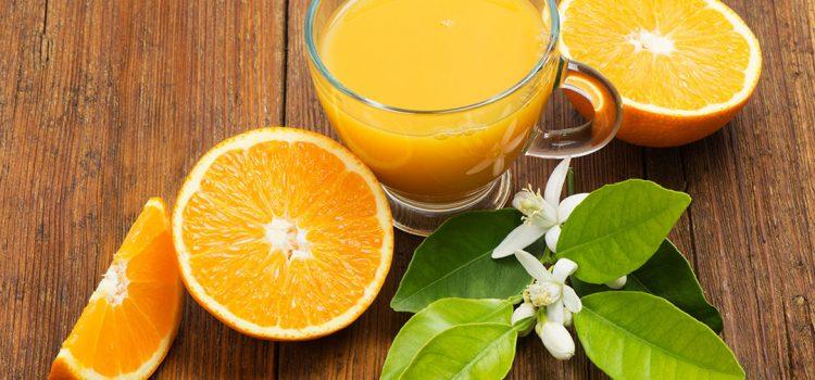 La spremuta d'arancia: un toccasana per l'apparato digerente