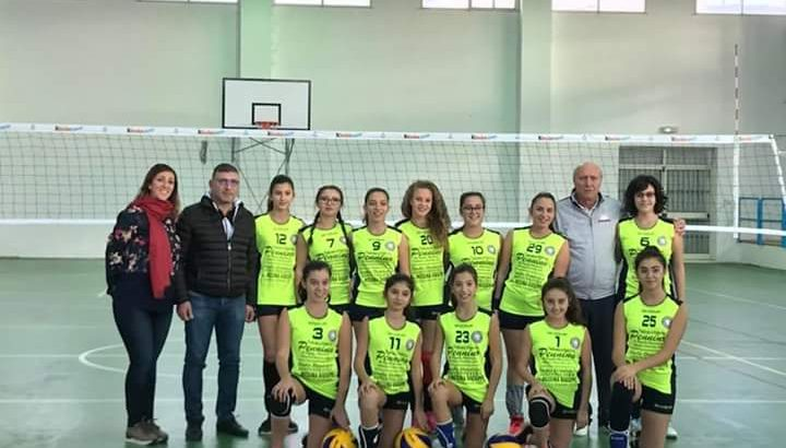 PALLAVOLO. Battuta d'arresto casalinga per le ragazze under 14 dell'Eraclea Volley