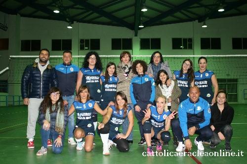 Volley: SCONFITTA A TESTA ALTA PER IL TRAINING AND RELAX NEL RECUPERO COL LERCARA