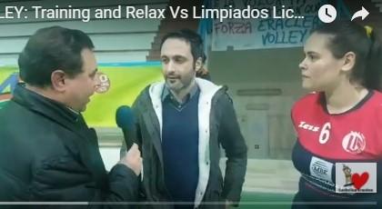 VIDEO| Training and Relax Vs Limpiados Licata, le interviste a fine gara