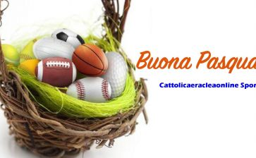 Fermi i campionati di calcio e volley per Pasqua
