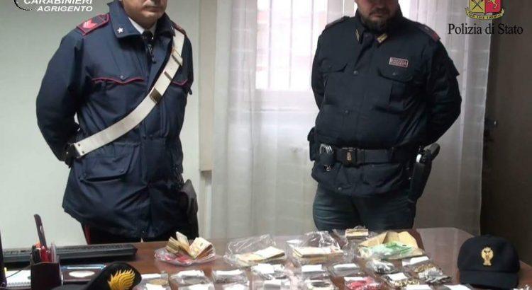 Ribera: Carabinieri e Polizia di Stato arrestano 3 rumeni per ricettazione