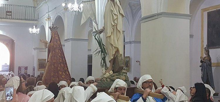 VIDEO| Incontro di Pasqua, conclusione in chiesa