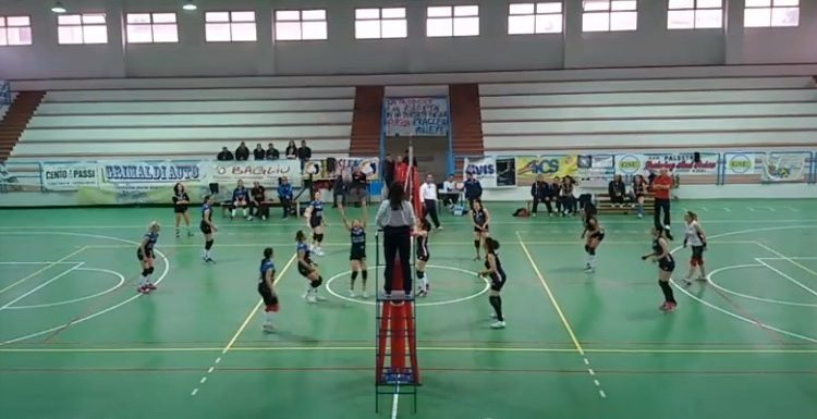 DERBY STRACITTADINO: FINALE AL TIE-BREAK PER L'ERACLEA VOLLEY